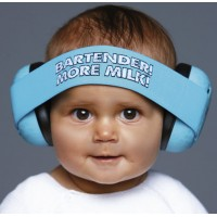 THUNDERPLUGS BABY MUFFS BLUE