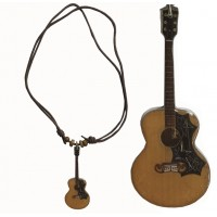 LEGEND MNK-0158 COLLAR GUITARRA
