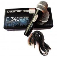 TAKSTAR E-340 MICROFONO VOCAL