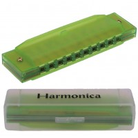 BEE HAPPY GREEN L417B ARMONICA