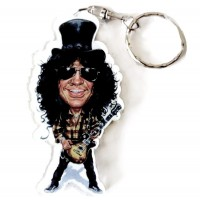 LEGENDS ACK-0243 LLAVERO CARICATURA SLASH