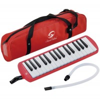 SOUNDSATION MELODY KEY32-RD MELODICA CON FUNDA