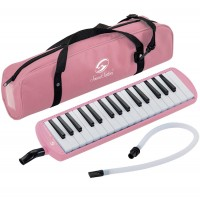 SOUNDSATION MELODY KEY32-PK MELODICA ROSA CON FUNDA